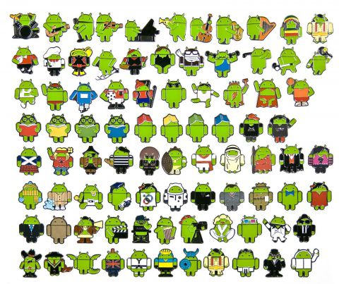 PINS ANDROID